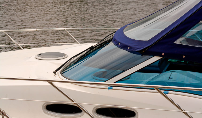 Boat Window Blinds