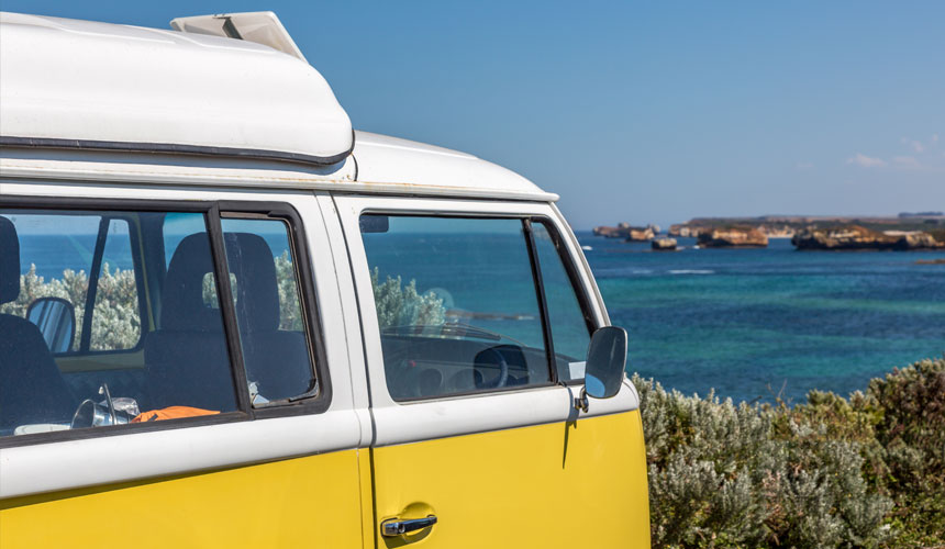 Campervan Blinds
